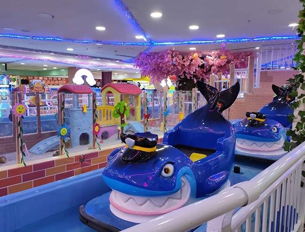 青海省西宁市华联超市儿童乐园