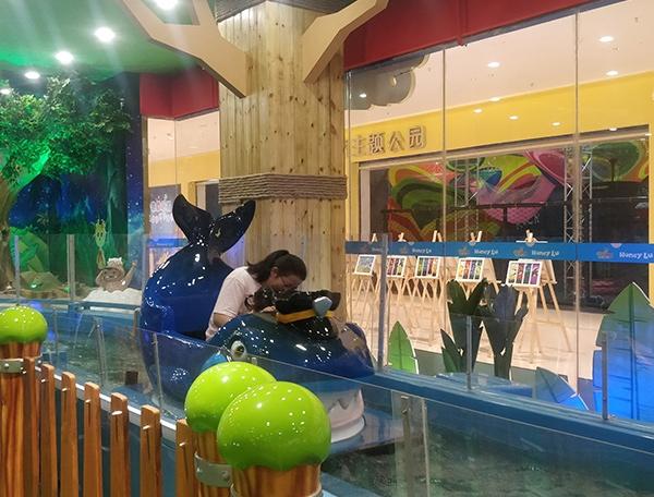 江西省宜春市哈尼鹿乐园