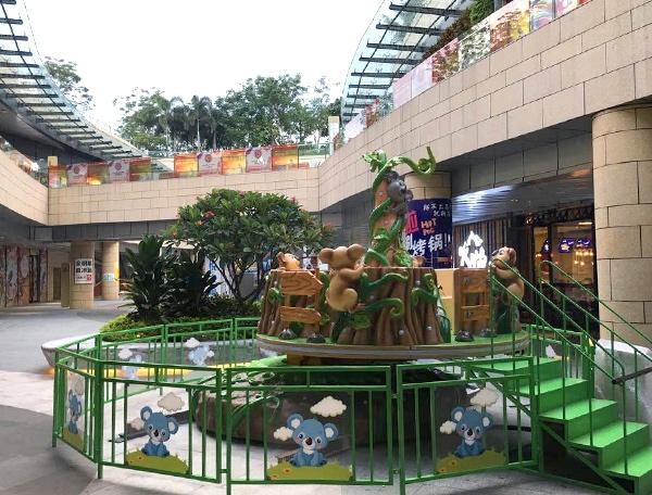 海南省海口市日月广场
