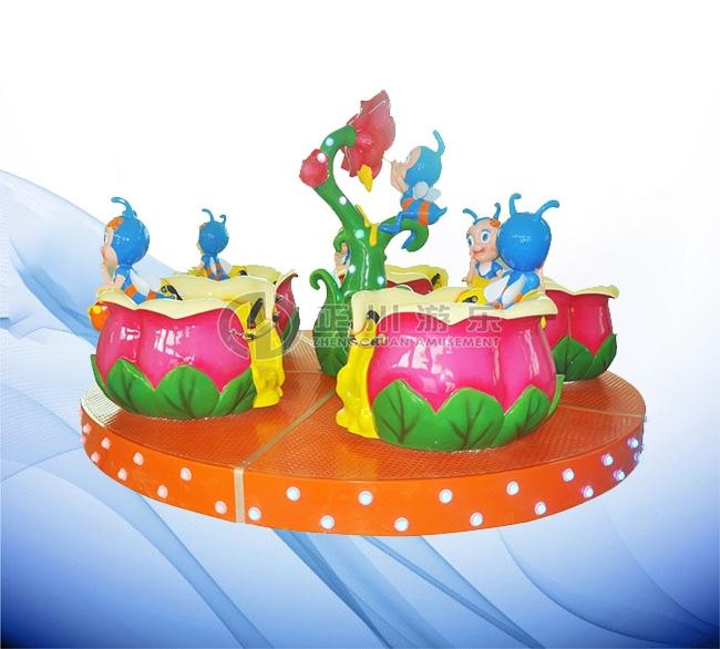 新型游乐设备-多彩蜜罐